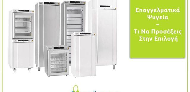 Επαγγελματικά Ψυγεία – Τι Να Προσέξεις Στην Επιλογή