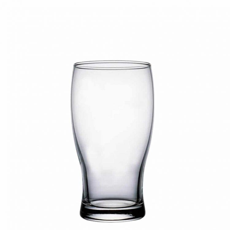 Γυάλινο Ποτήρι Μπύρας 58,8cl, φ8,1 x 17,8 cm, Σειρά BELEK, ARTCRAFT-LAV