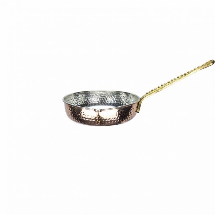 eikona apo Σωτιέρα χάλκινη Νο-20 Φ20x4,8cm