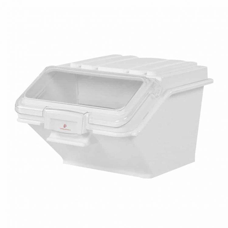 Εικόνα απόΔοχείο τροφίμων πλαστικό 10Lt 40x29.3x22.8cm